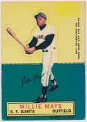 1964 Topps Stand Up 48 Mays VG+