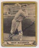 1940 Play Ball 75 Frank McCormick 9