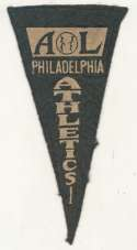 1914 Pennant  Philadelphia As (rare) NM