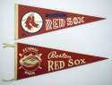 1950 Pennant  Collection of 12 vintage pennants