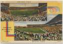 1930 Postcard  Chicago Baseball Postcard Ex