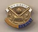 1937 Press Pin  New York Giants NM
