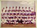 1969 Photo  1969 Mets Large Format Original Photo Ex