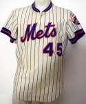 1978 Jersey  Butch Metzger 1978 Mets