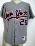 1994 Jersey  Rico Brogna 1994 Mets Jersey