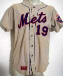 1997 Jersey  Carlos Baerga Circa 1997 Mets Jersey