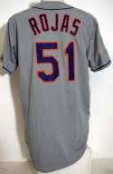 1997 Jersey  Cookie Rojas 1997 Mets Jersey