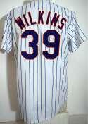 1998 Jersey  Rick Wilkins 1998 Mets Jersey