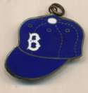 1953 Press Pin  Brooklyn Dodgers NM