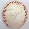 Retired Star  Jeter (game used ball), Derek  7 JSA LOA (FULL)