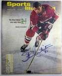 Program  Mikita, Stan Signed 1966 S.I. 9.5