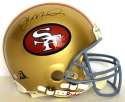 Full Size Helmet  Montana, Joe 9.5
