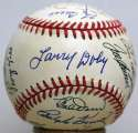 HOFers w/Doby & Seaver (19 sigs) 9