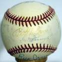 Cardinals 100th Anniversary Signed Ball 7