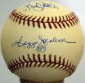 Jackson/Nettles 1978 WS Ball 9.5
