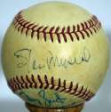 Maris Signed Cardinals Old Timers Ball 8