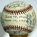 Joe Nuxhall 1994 50th Anniversary Ball 9.5