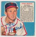 1952 Red Man No Tab 16.2 Stan Musial 9.5
