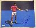 Large Print  Nadal, Rafael 11x14 9.5 JSA LOA CARD