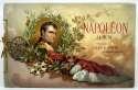 1888 Allen & Ginter Album  Napoleon Album VG-Ex