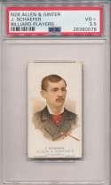 1887 N28  Schaefer PSA 3.5