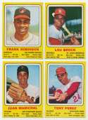 1969 Transogram  Lot of 31 different w/6 HOFers NM