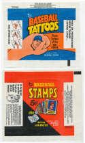 1970   Wrapper Collection (90 pcs) Ex