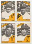 1977 TCMA  Reading Phillies Complete Set NM
