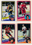 1984 OPC  Complete Set -2 (243, 327) NM to Nm-Mt