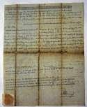 Document  Henry, Patrick Signed Document 9 JSA LOA (FULL)