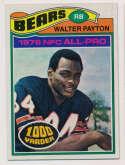 1977 Topps 360 Payton Ex-Mt+