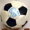 Pele Signed Soccer Ball 8
