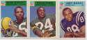 1966 Philadelphia  177 assorted w/minor stars Ex-Mt