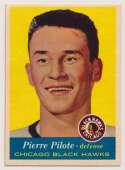 1957 Topps 22 Pierre Pilote RC NM
