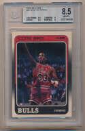 1988 Fleer 20 Pippen RC Beckett 8.5