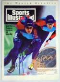 Program  Blair, Bonnie Signed 1994 S.I. 9.5