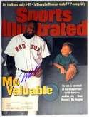 Program  Vaughan, Mo Signed 1995 S.I. 9.5