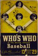 1945 Whos Who Carmichael  Newhouser, Others VG