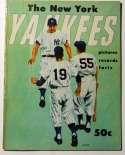 1955 Yearbook  New York Yankees (Jay) Good