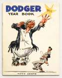 1955 Yearbook  Brooklyn Dodgers Ex+