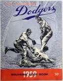 1959 Yearbook  Los Angeles Dodgers NM