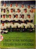 1960 WSP  At Yankees Good (unscored)