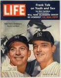 1961   Mantle/Maris Life Magazine Full Issue Ex-Mt