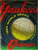 1964 WSP  At Yankees VG-Ex/Ex