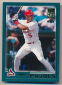 2001 Topps Traded 247 Pujols RC NM
