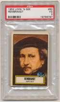1952 Look N See 82 Rembrandt PSA 3