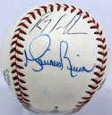 Rivera, Mariano Signed 1996 Ball from Panama 9