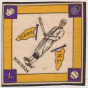 1914 B18 Blanket 67.2 Hank Robinson (yellow basepaths) Ex
