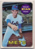 1969 Topps 533 Ryan VG-Ex/Ex