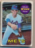 1969 Topps 533 Ryan VG+